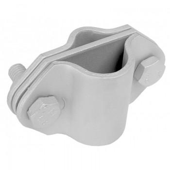 Podpora zwodu betonowa 1kg z podstawą plastikową, uchwyt podwójny